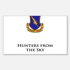 504- Hunters from the Sky Decal
