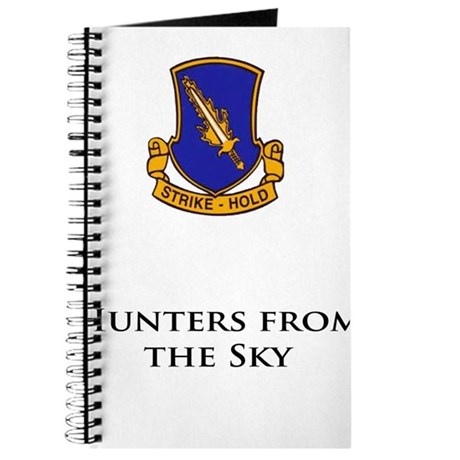 504- Hunters from the Sky Journal