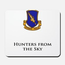 504- Hunters from the Sky Mousepad