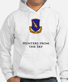 504- Hunters from the Sky Hoodie