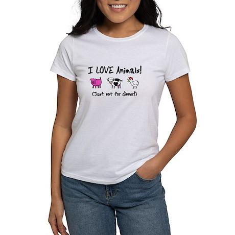 Not For Dinner Women's T-Shirt