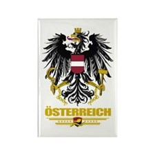 Osterreich COA Rectangle Magnet
