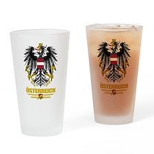 Osterreich COA Drinking Glass