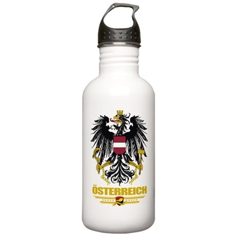 Osterreich COA Stainless Water Bottle 1.0L