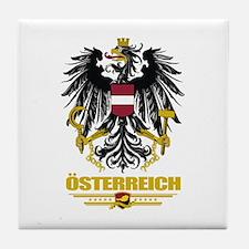 Osterreich COA Tile Coaster