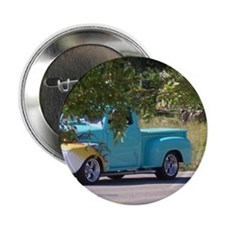 "Old Truck 2.25"" Button (10 pack)"