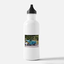 Old Truck Water Bottle