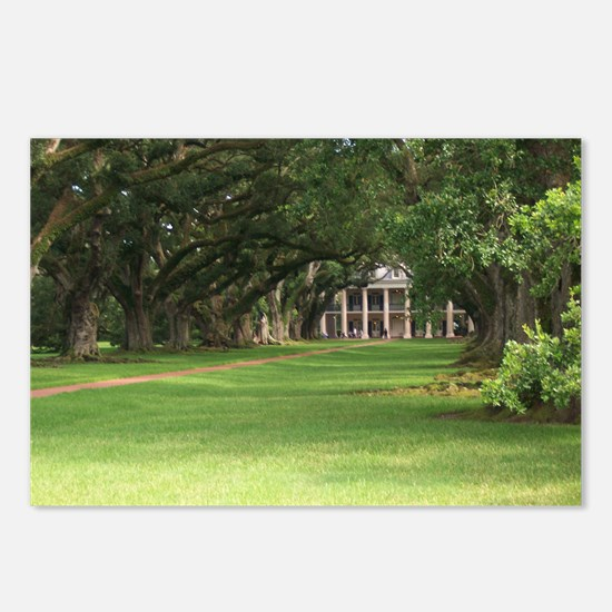 Plantation House Postcards (Package of 8)