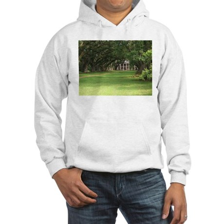Plantation House Hooded Sweatshirt
