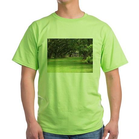 Plantation House Green T-Shirt