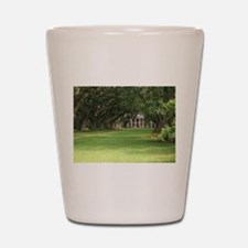 Plantation House Shot Glass