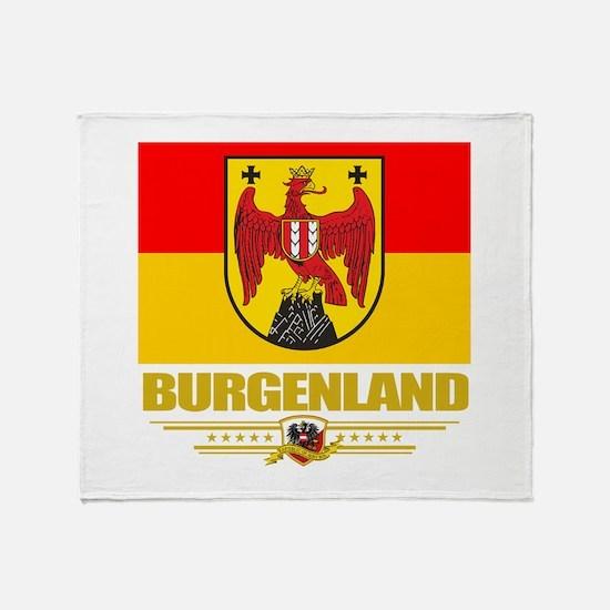 Burgenland Throw Blanket