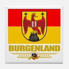 Burgenland Tile Coaster