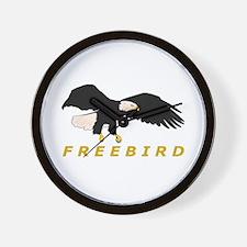 FREEBIRD Wall Clock