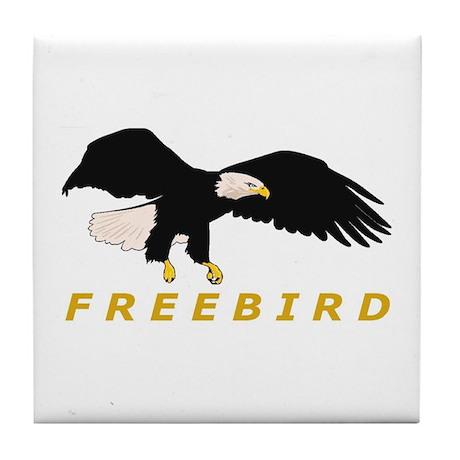 FREEBIRD Tile Coaster