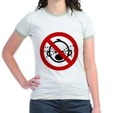 Funny NO Cry Babies Sign T