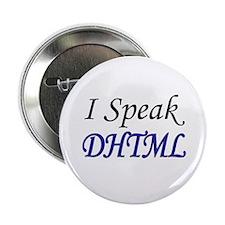 """I Speak DHTML"" Button"