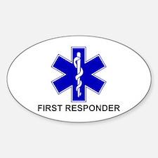 BSL - FIRST RESPONDER Decal