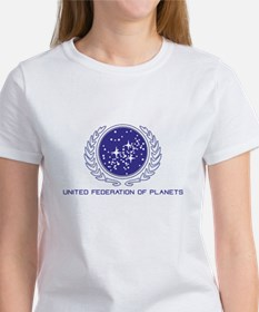 United Federation of Planets Women's T-Shirt