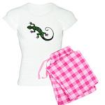 Ivy Green Gecko Women's Light Pajamas