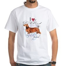 Longhaired Dachshund Shirt