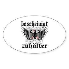 Deutschland -- T-Shirt Decal
