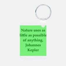 Johannes Kepler quotes Keychains