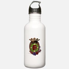 F Crest Water Bottle
