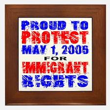 May 1st, 2006 Framed Tile