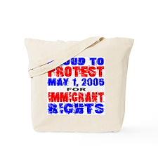 May 1st, 2006 Tote Bag