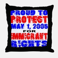 May 1st, 2006 Throw Pillow