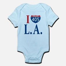 I Love L.A. Carmageddon Infant Bodysuit