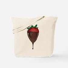 strawberry Tote Bag