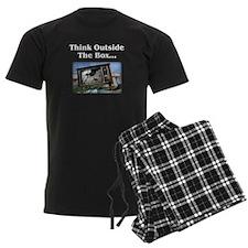 Think Outside The Box - Pajamas