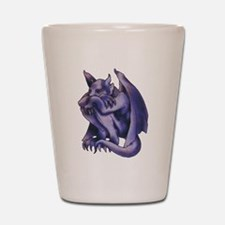 Gargoyle Tattoo Shot Glass