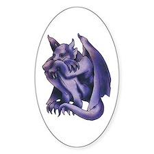 Gargoyle Tattoo Decal