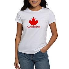 Canada - Maple Leaf Tee