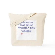 Cute Baptist Tote Bag
