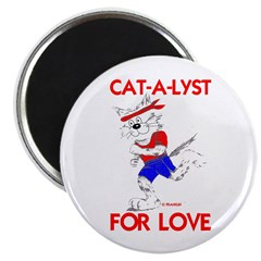 CAT-A-LYST FOR LOVE 2.25
