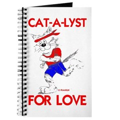 CAT-A-LYST FOR LOVE Journal