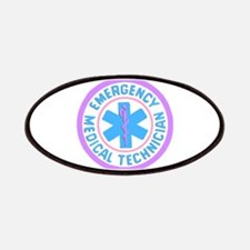 EMT Logo Pastel Patches