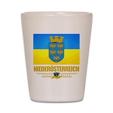 Niederosterreich/Lower Austri Shot Glass
