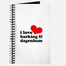 i love barking & dagenham Journal