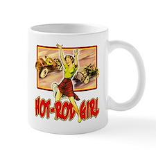 Hot Rod Girl Mug