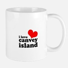 i love canvey island Mug