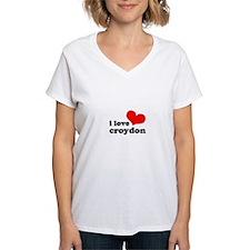 i love croydon Shirt