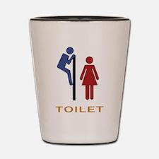 Toilet Shot Glass