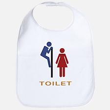 Toilet Bib