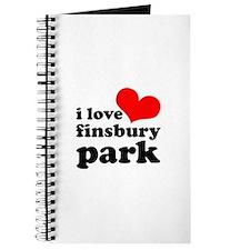 i love finsbury park Journal