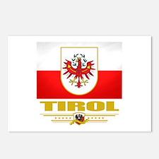 Tirol Postcards (Package of 8)